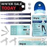 Briyte ™ Kit de Blanqueamiento de Dientes (DIENTES BLANCOS) Pro Home Dientes Blanqueadores Blanqueamiento de Dientes Cuidado Dental Blanco 3x GEL Blanqueo Kit Briyte Crest UK Express