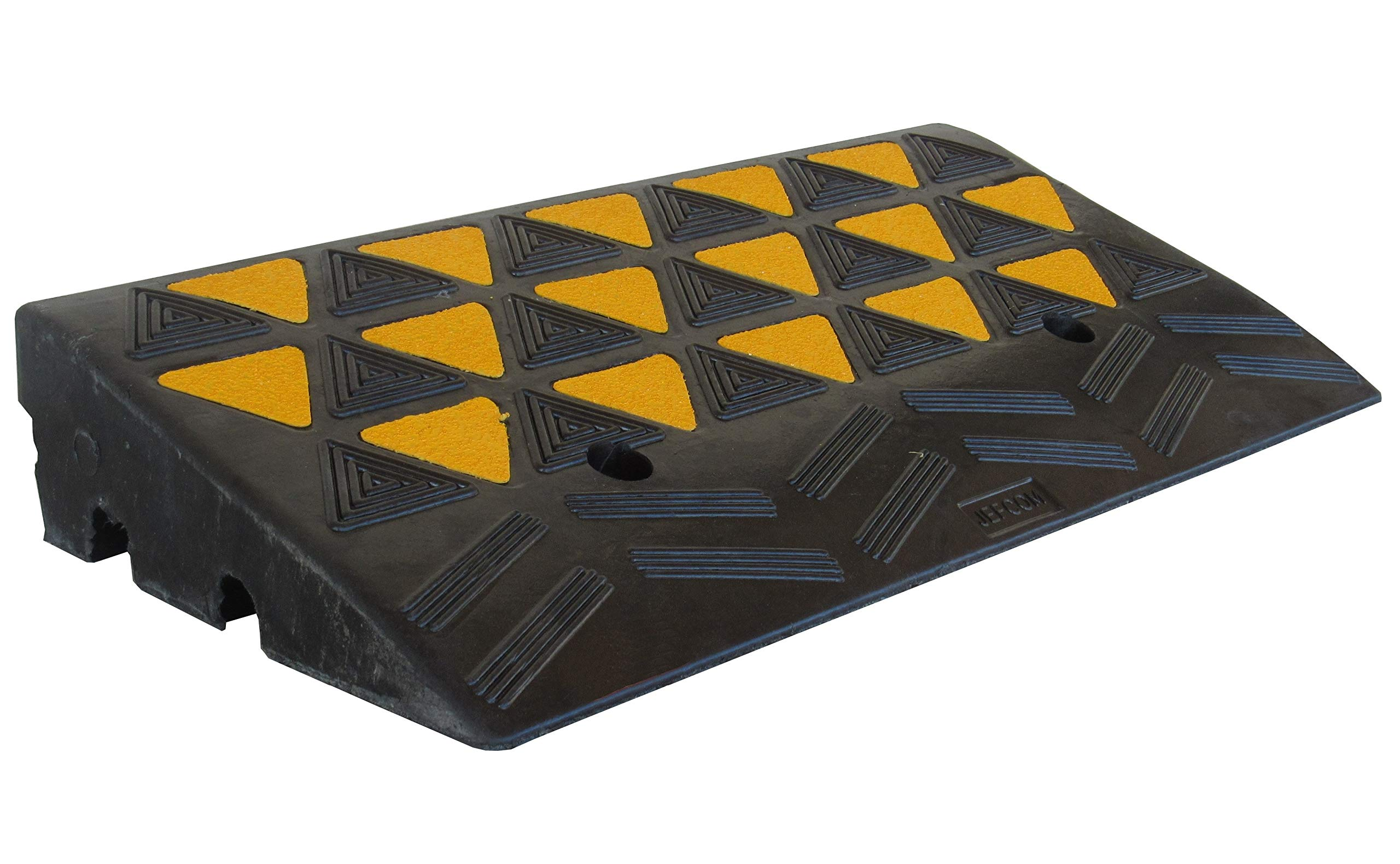 SNS SAFETY LTD RKR1Mx1 Rubber Curb Ramp Middle Part 11.8''L x 23.6''W x 3.9''H (Pack of 1)