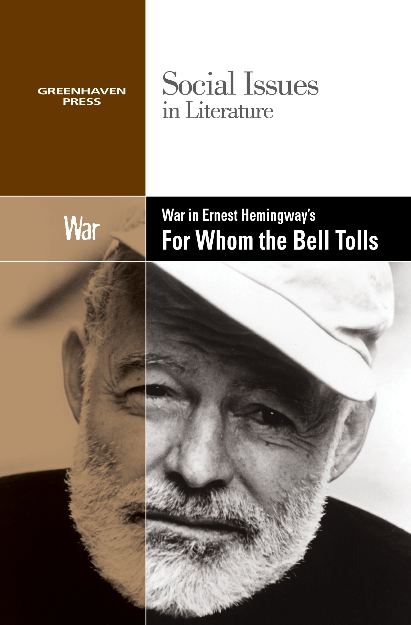 Download War in Ernest Hemingway's For Whom the Bell Tolls (Social Issues in Literature) PDF