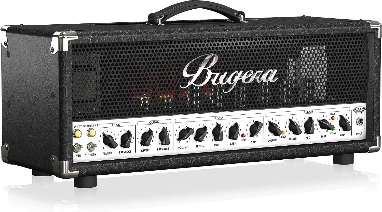 Bugera - Amplificador guitarra 6262 infinium amplific valvulas 120 ...