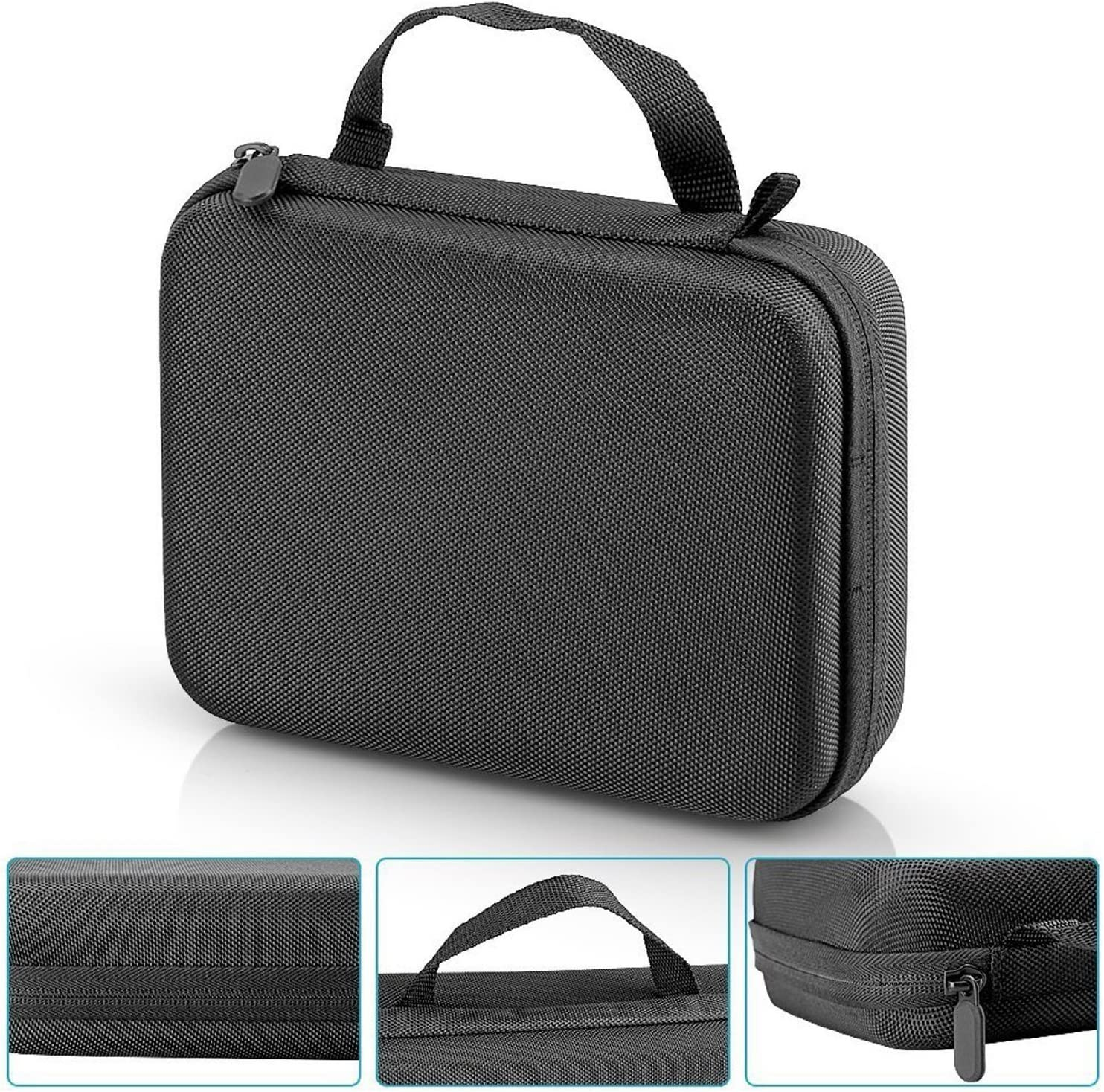 SUNMENCO Portable Large Size Collection Water Resistant Bag Protective Storage Case for GoPro Hero 4//3+//3 Action Cameras Digital Camcorder Accessories