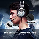 Mpow EG3(Series II) PC Gaming Headset 7.1