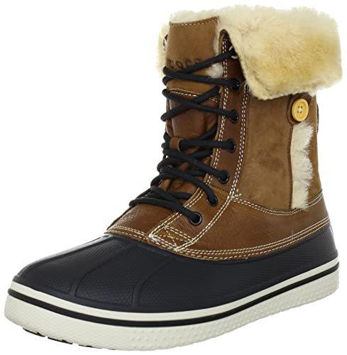 d50145dd5 Crocs Men s AllCast Duck Luxe Boot Boots