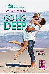 Going Deep (Coastal Heat Book 1) Kindle Edition
