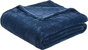 AmazonBasics Soft and Cozy, Plush Blanket - 50