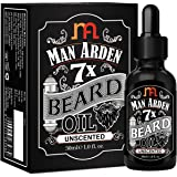 Man Arden 7X Beard Oil - 30ml (Unscented)
