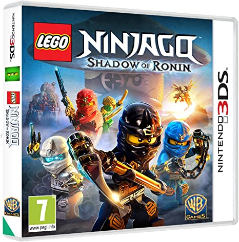 Lego Ninjago: Shadow Of Ronin [Importación Inglesa]: Amazon.es ...
