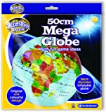 Brainstorm Toys 50cm Mega Inflatable Globe
