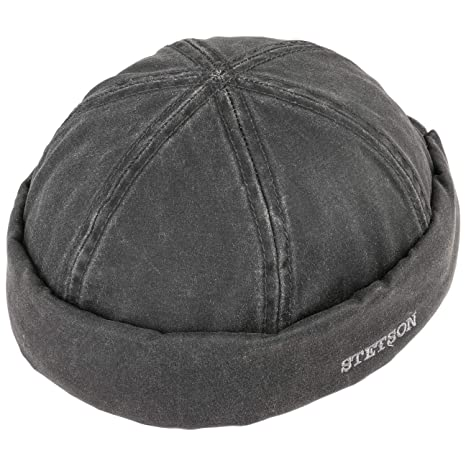 6943a4f9f35 Stetson Old Cotton Docker Hat  Amazon.co.uk  Clothing