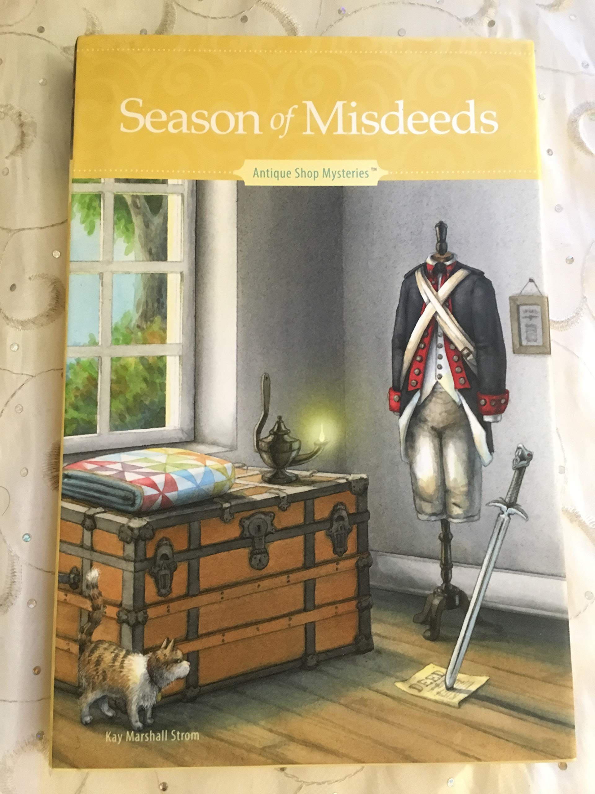 Download Season of Misdeeds pdf