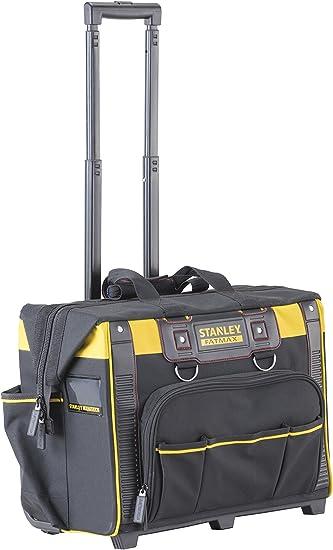 STANLEY FATMAX FMST1-80148 - Bolsa rígida con ruedas para herramientas, 44 x 25 x 44 cm: Amazon.es: Bricolaje y herramientas