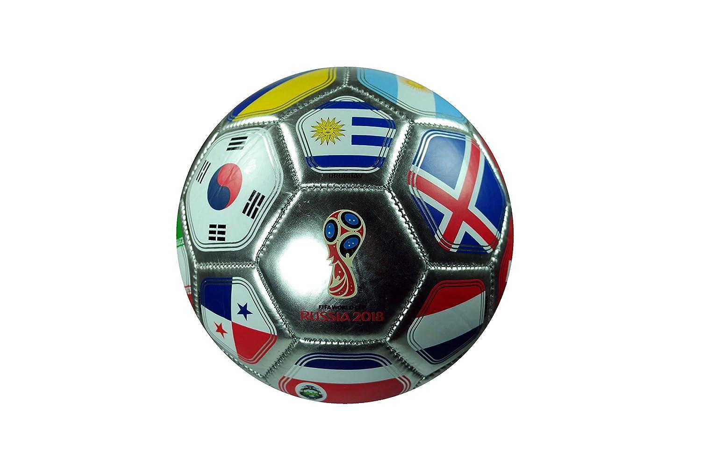 FIFA公式Russia 2018ワールドカップ公式ライセンスサイズ5ボール11 – 2 B07D9YTKW9
