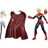 Marvel Legends Infinite Series Maidens of Might Captain Marvel 6 Inch Figure
