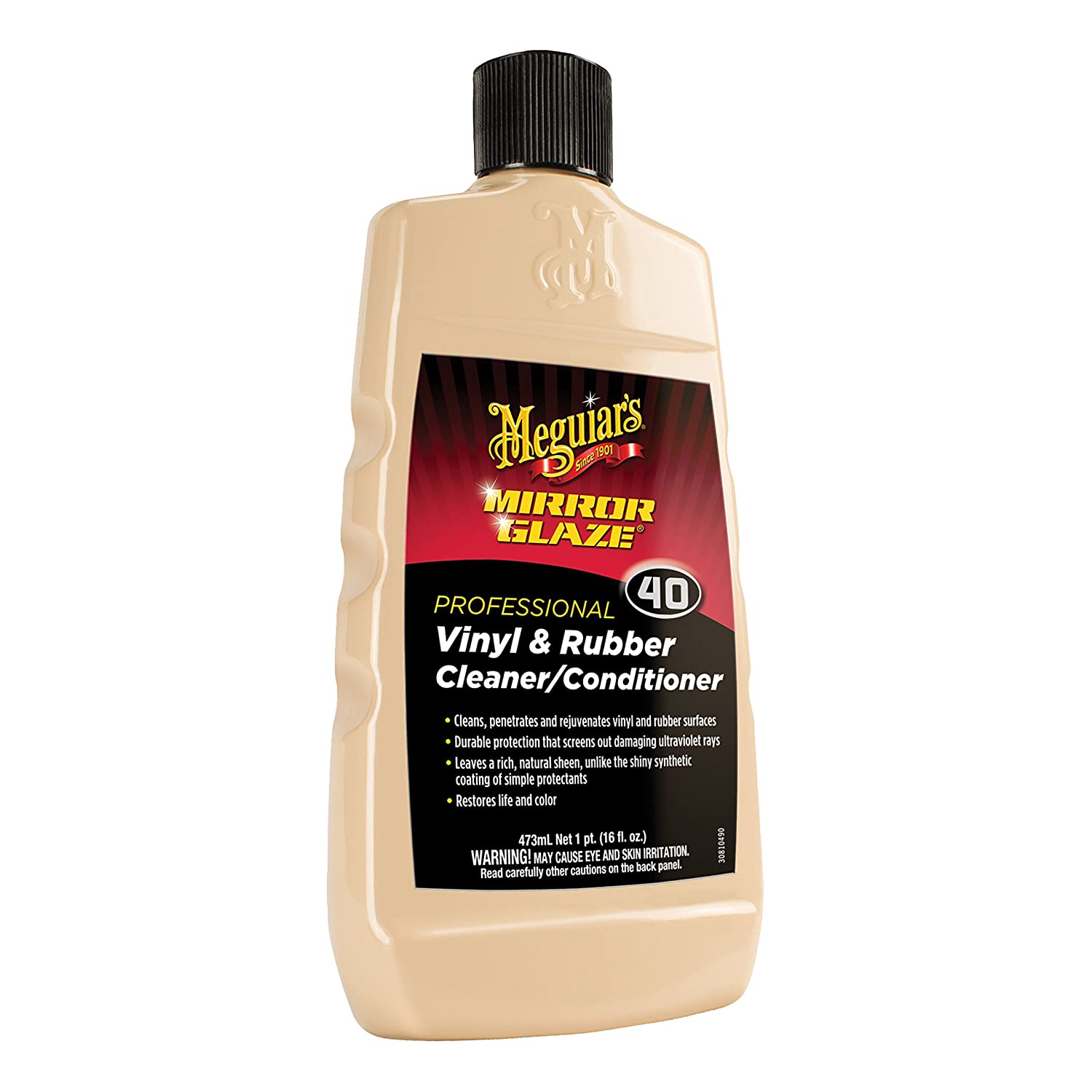 Meguiars Mirror Glaze Vinyl & Rubber Conditioner