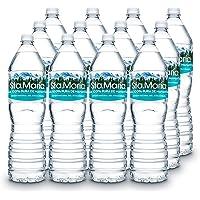 Agua purificada de Manantial Sta. Maria 1.5 Lt, Paquete de 12 Piezas