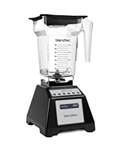 Nutri Blendtec Total Blender, FourSide Jar