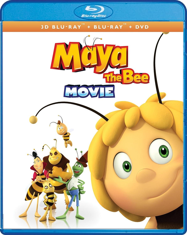 Amazon Com Maya The Bee Movie 3 D Bluray Bluray Dvd Blu