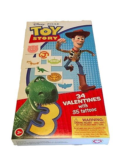 Tarjetas del día de San Valentín - Set de 34 con extras, color Toy ...