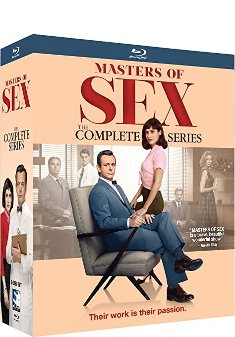 Masters Of Sex   The Complete Series by Amazon