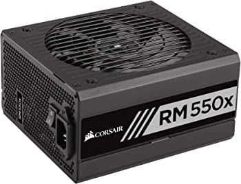 CORSAIR RMX Series RM550x CP-9020177-NA PLUS Power Supply