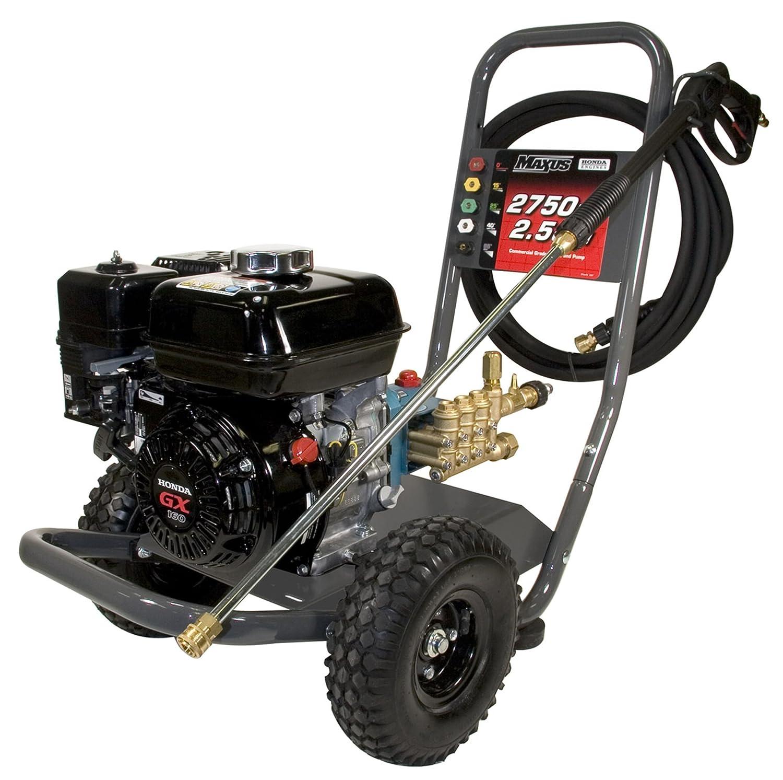 amazon com maxus mx5223 2 750 psi 2 5 gpm honda gx160 gas powered rh amazon com honda gx160 power washer manual' honda gx160 pressure washer parts
