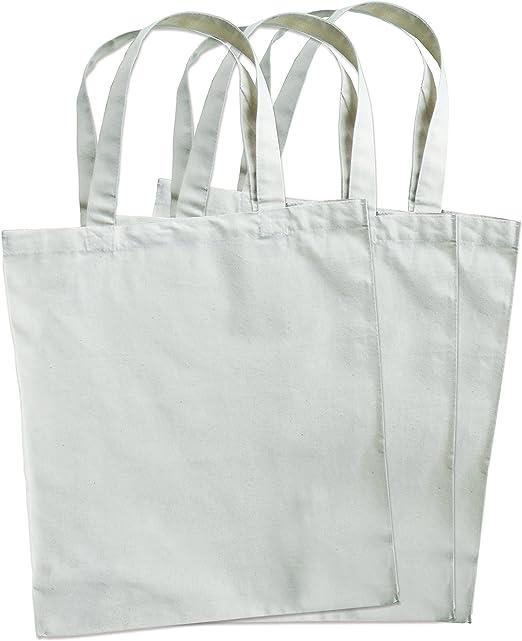 Verde Tierra bolsas reutilizable lona de algodón bolsa de la ...