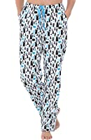 Alexander Del Rossa Womens Flannel Pajama Pants, Long Winter Cotton PJ Bottoms