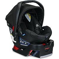 Britax B-Safe 35 Infant Car Seat - 1 Layer Impact Protection, Raven