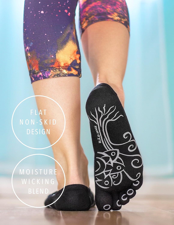 best non-slip pilates socks