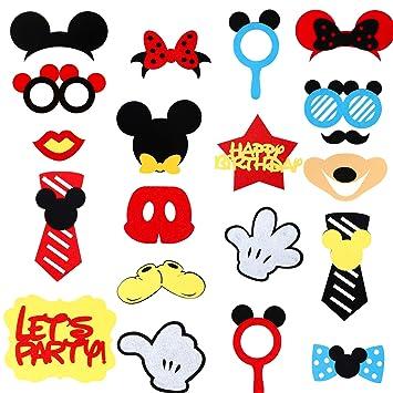 Amazon.com: MALLMALL6 Mickey Mouse - Accesorios de ...