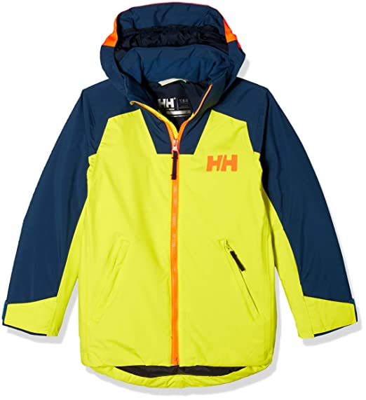 f52f9af9c Amazon.com: Helly Hansen Jr Twister Jacket: Clothing