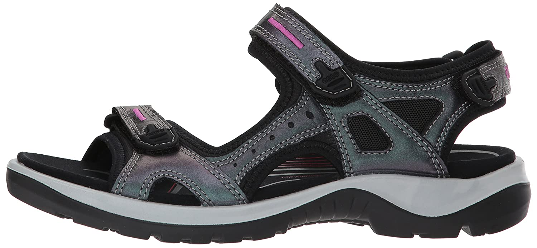ECCO 40 Women's Yucatan Sandal B071DSYCZ7 40 ECCO EU/9-9.5 M US|Irridescent 3f226c