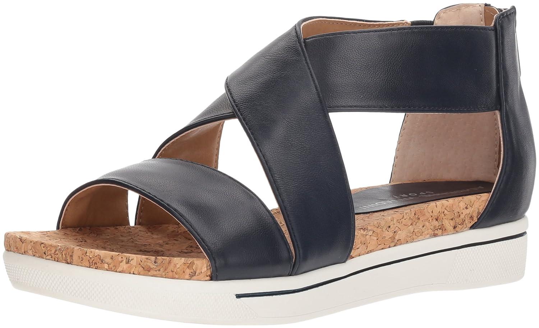 e9433bb4110 Adrienne Vittadini Footwear Women s Claud Sandal  Amazon.ca  Shoes    Handbags