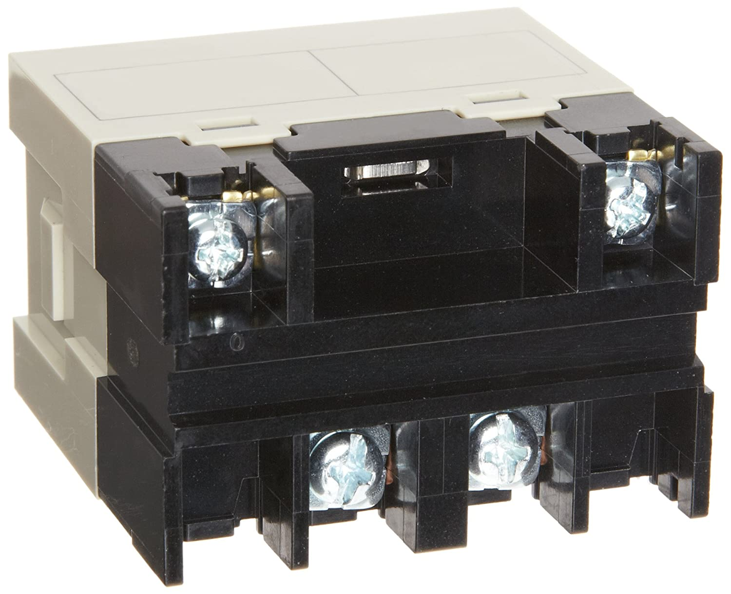 Double Pole Single Throw Normally Open Contacts Screw Terminal 8.5 to 10.2 mA Rated Load Current Omron G7L-2A-BJ AC200//240 General Purpose Relay With Test Button E Bracket Mounting 200 to 240 VAC Rated Load Voltage
