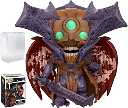 Games: Destiny Includes Pop Box Protector Case Funko Pop Osiris Vinyl Figure