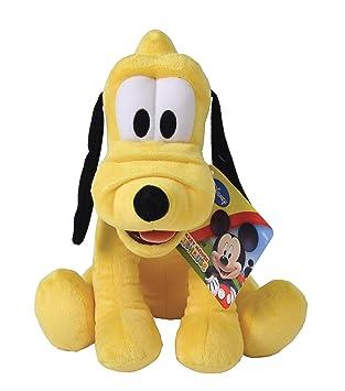 Disney Pluto GG01058 Peluche, 43 Centímetros, Calidad Super Suave