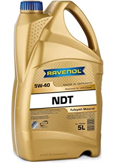 Ravenol J1A1802 NDT 5W-40 Fully Synthetic Heavy Duty Diesel Motor Oil API CJ-