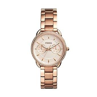 Fossil Damen Armband Quarz Uhr Mit Edelstahl Es4264 Analog O8n0XNkwP
