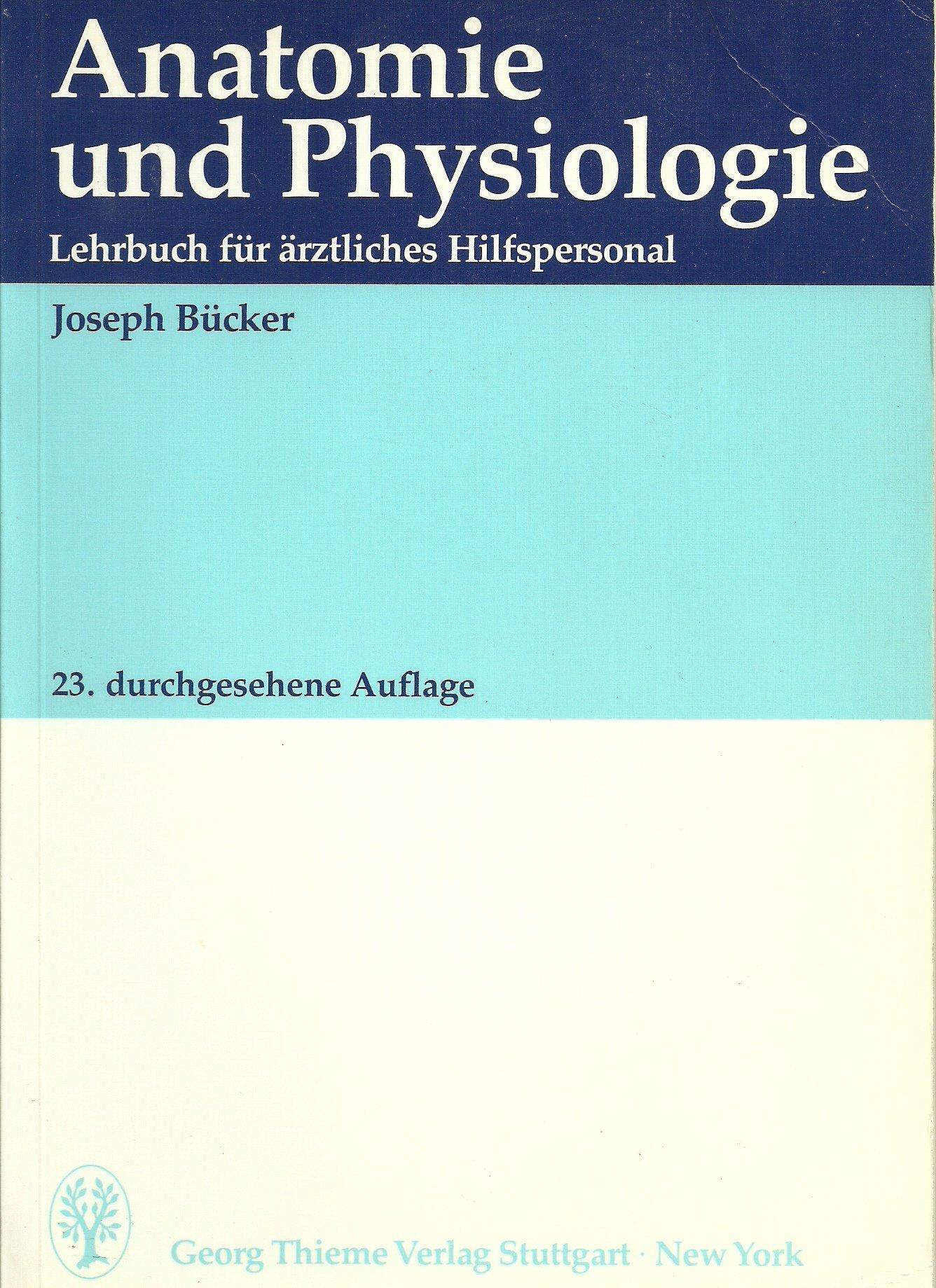 Ausgezeichnet Grundlagen Der Anatomie Und Physiologie 8. Auflage ...