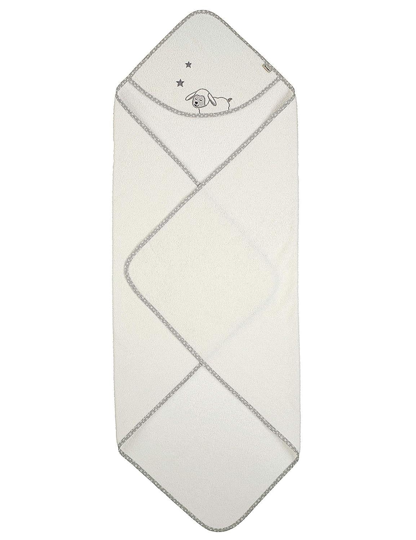 100 x 100 cm Beige Ecru Sterntaler Badetuch Schaf Stanley Alter: ab 0 Monate