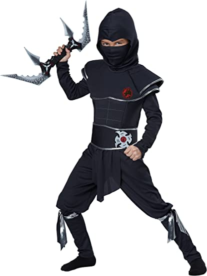 Amazon.com: Disfraces de California Ninja Warrior ...
