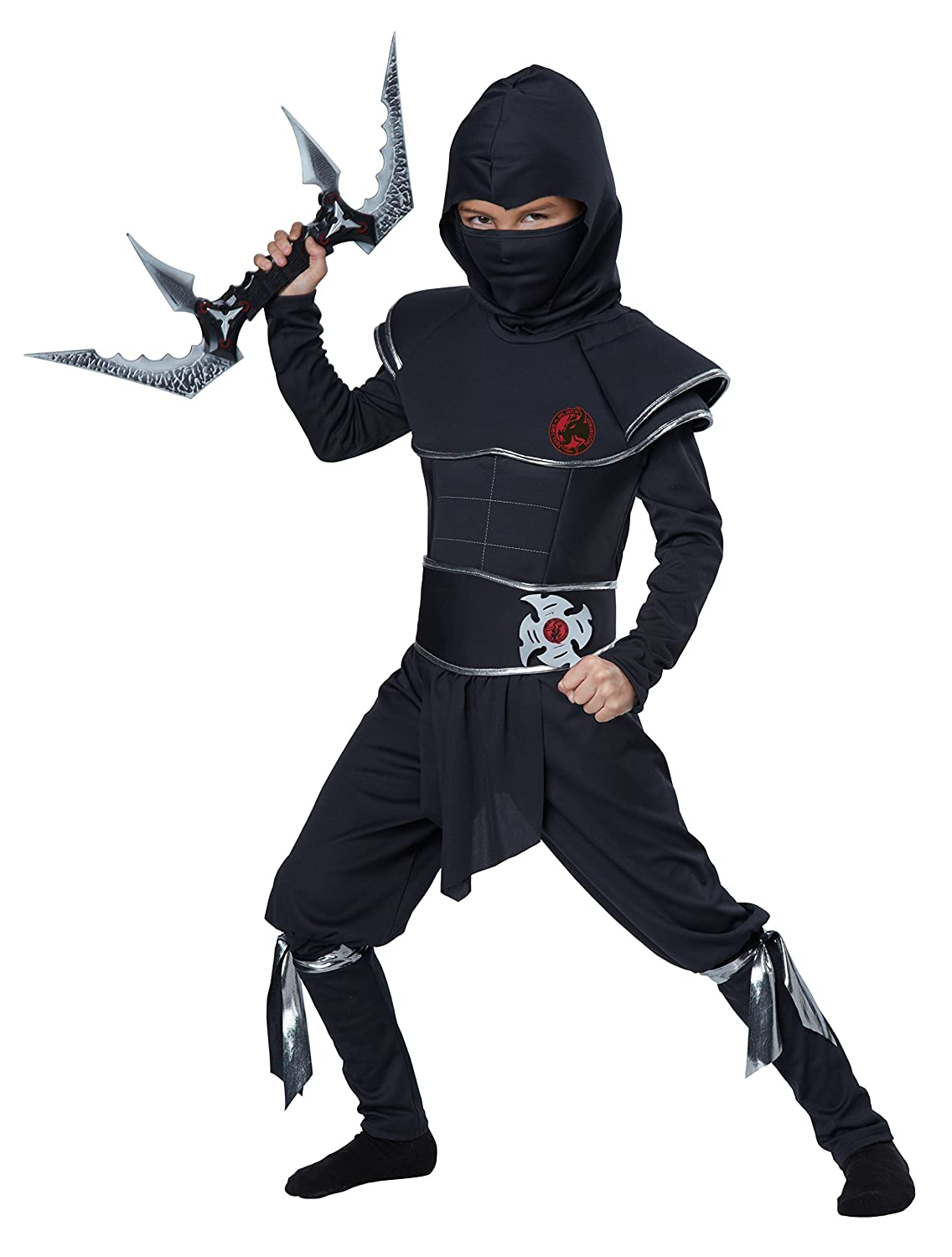 California Costumes Ninja Warrior Child Costume, Small California Costumes - Toys 473