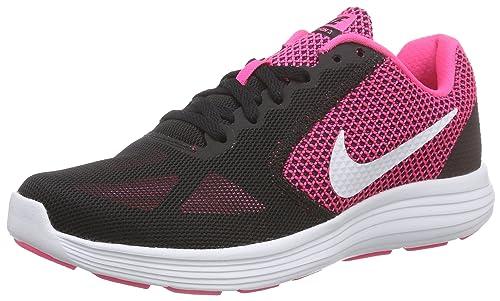 NikeWMNS NIKE Revolution 3 - Zapatillas de Running Mujer: MainApps: Amazon.es: Zapatos y complementos