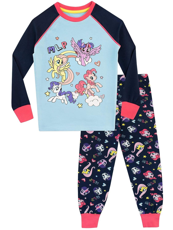My Little Pony Girls' Twilight Sparkle Pinkie Pie Pajamas
