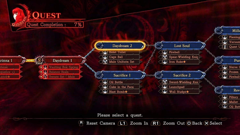 Deception IV: The Nightmare Princess: playstation 4: Amazon ...