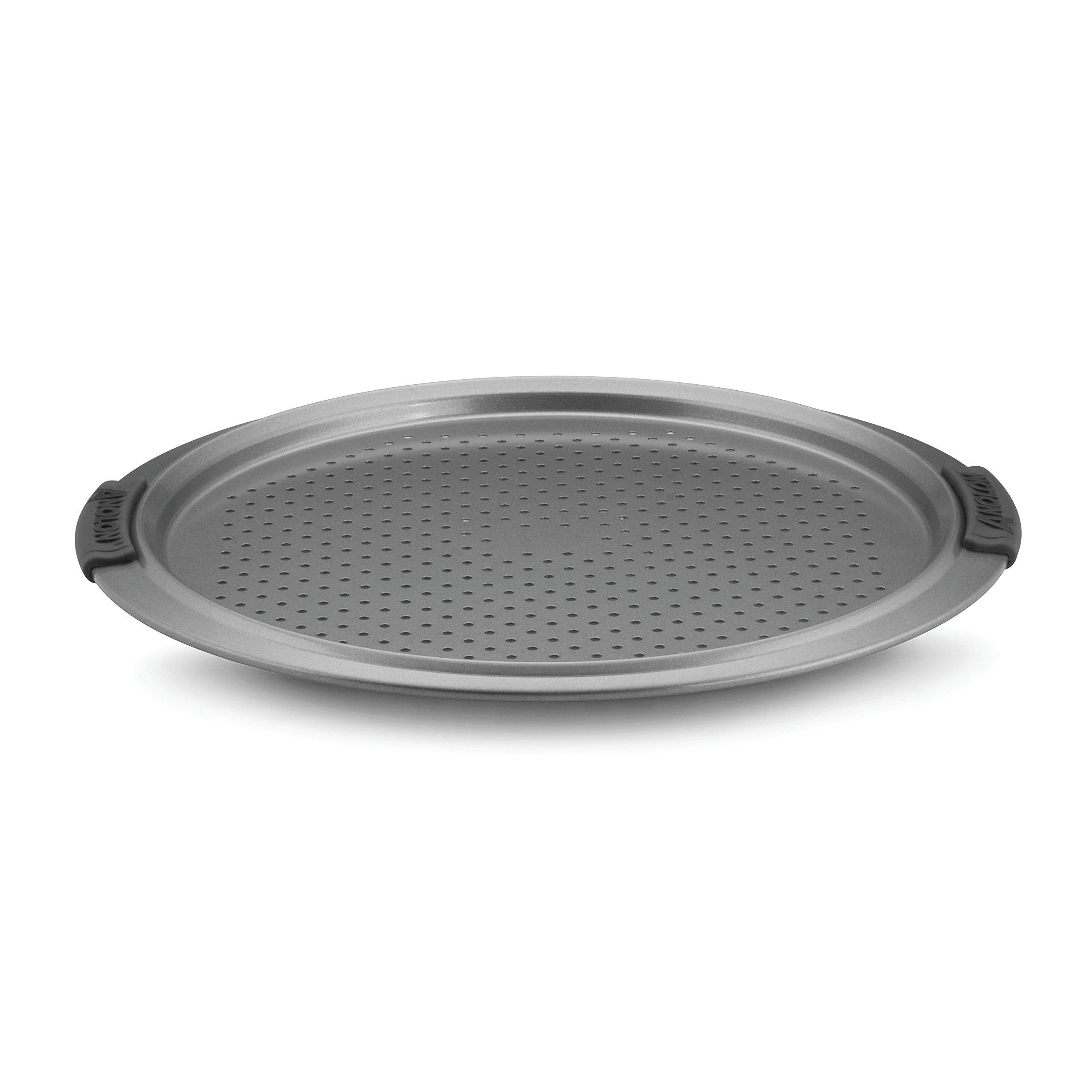 Anolon Advanced Nonstick Bakeware 13'' Pizza Crisper