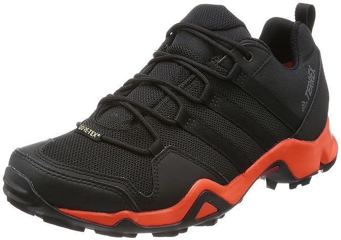 adidas uomini terrex ax2r gtx scarpe da trekking, nero: