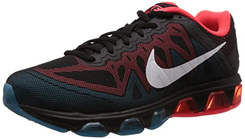best service 4b074 49cd5 Image Unavailable. Image not available for. Colour  Nike Men s Air Max  Tailwind 7 Black ...