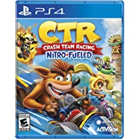 Crash Team Racing Nitro-Fueled for PS4 or Xbox One