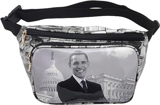 C Glossy Obama Fanny Pack